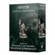 Age of Sigmar : Destruction - Fungoid Cave-Shaman Snazzgar Stinkmullett