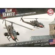 Team Yankee - Cobra Attack Helicopter Platoon