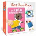 Petit Ours Brun - Loto Encastrable 0