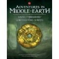 Adventures in Middle-Earth - Eaves of Mirkwood and Loremaster's Screen 0