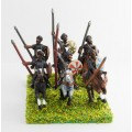Arab light cavalry, round shield, assorted poses 0