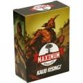 Maximum Apocalypse - Kaiju Rising Expansion 0