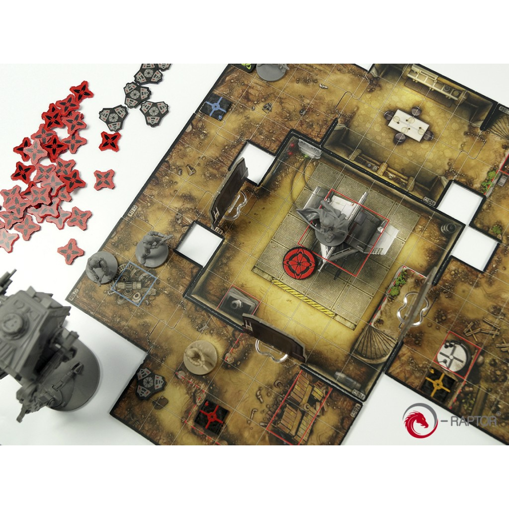 Buy Imperial Assault Tokens Set 157 Pcs Board Game E