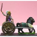 Achaemenid Persian: General & driver in two horse light chariot 0