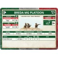 Bersaglieri MG & Mortar Platoons 5
