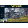 Bolt Action - Panzer 38(t) 0