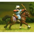 Ottoman Turk: Akinjis Horse Archer, firing forward 0
