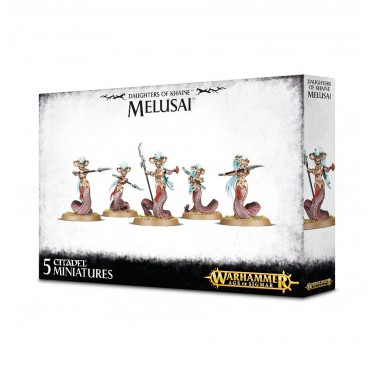 Age of Sigmar : Order - Daughters of Khaine Melusai