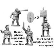 Greek Thureophoroi Command