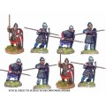 Norman Spearmen in Chainmail I 0