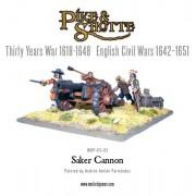 Pike & Schotte - Saker Cannon + Crew