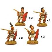 Republican Roman Hastati/Principes with Pilum