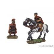 Republican Roman General (Foot & Mounted Versions)