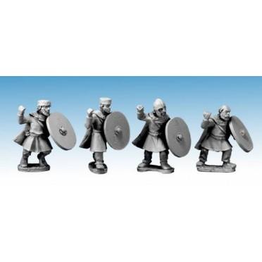 Sub Roman Spearmen Advancing