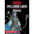 Dungeons & Dragons 5e Éd. : Spellbook Cards - Rôdeur 0