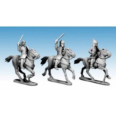 Sub Roman Unarmoured Cavalry with Swords