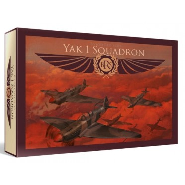 Blood Red Skies: Soviet Yak1 - Squadron, 6 planes (copie)