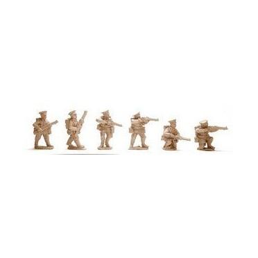 Infanterie de la BEF 1914 II