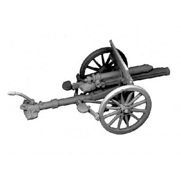 British 18pdr Gun