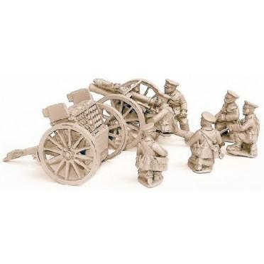 British Ammunition Wagon