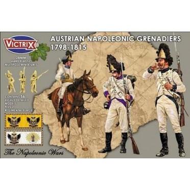 Grenadiers Autrichiens 1798-1815