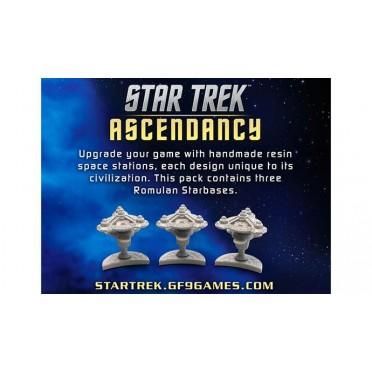 Star Trek Ascendancy - Romulan Starbases
