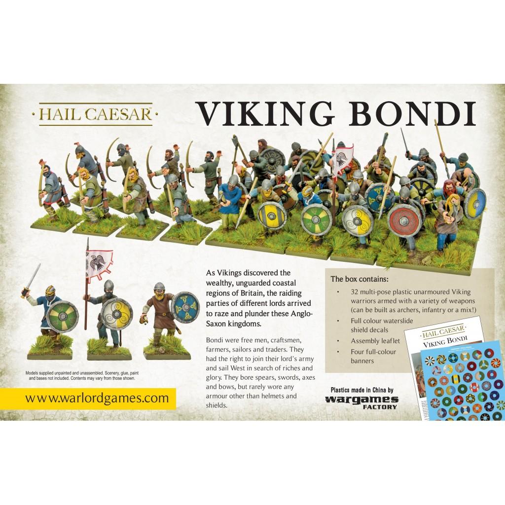 Buy Viking Hirdmen - Board Game - Warlord Games