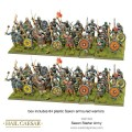 Saxon Starter Army 1