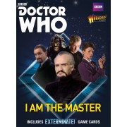 Doctor Who - I am The Master
