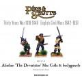 Alisdair 'The Devastator' Mac Colla & bodyguards 1