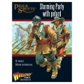 Storming party with petard 3