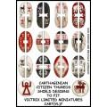 Carthaginian Citizen Thureos Shield Designs Cart 7 0