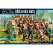 Napoleonic Hanoverian Line Infantry Regiment
