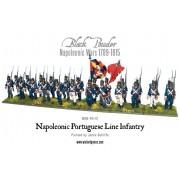 Napoleonic Portuguese Line Infantry
