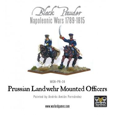 Napoleonic Wars: Prussian Landwehr Command 1789-1815