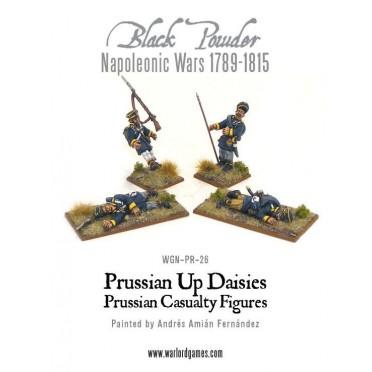 Napoleonic Wars: Prussian Landwehr Casualties 1813-1815