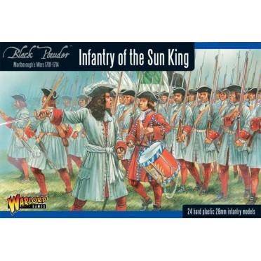 Marlborough's Wars: Infantry of the Sun King