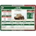 L6/40 Light Tank Platoon 6