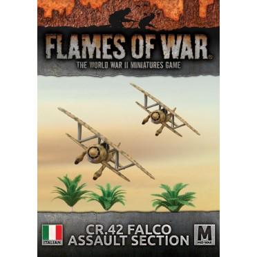 CR.42 Falco Assault Section