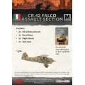 CR.42 Falco Assault Section 1