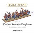 Hail Caesar - Dacians: Sarmatian Cataphracts 2
