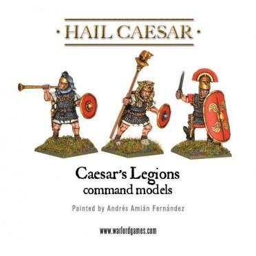 Hail Caesar - Caesarian Romans with pilum