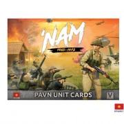 Nam - Unit Cards – PAVN Forces in Vietnam