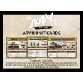 Nam - Unit Cards – ARVN Forces in Vietnam 1