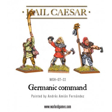 Hail Caesar - Germanic command