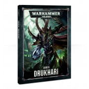 W40K : Codex - Drukhari 8ème Edition VF (Rigide)