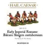 Hail Caesar - Early Imperial Romans: Balearic Slingers contubernium
