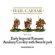 Hail Caesar - Early Imperial Romans: Auxiliary Cavalry with Swords