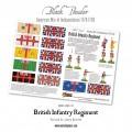 American War of Independence: British Infantry Regiment 4
