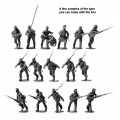 American Civil War Confederate Infantry  1861-1865 2